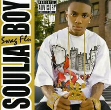 Soulja Boy - Swag Flu [New CD] UK - Import