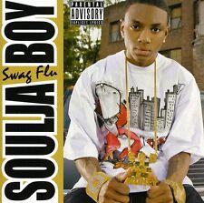 Soulja Boy - Swag Flu [New CD] UK - Import