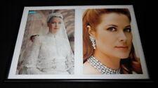 Princess Grace Kelly of Monaco 12x18 Framed Photo Display