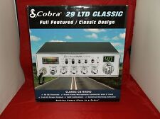 Cobra 29 Ltd Classic Cb Radio Pro Tuned & Aligned Peaked And Tuned