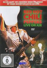 RED HOT CHILI PEPPERS + DVD + Live On Air + Seltene Aufnahmen aus Woodstock RAR