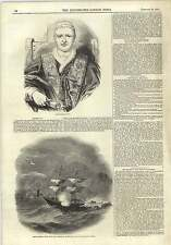 1845 Pope Gregory The 16th Hms Pelican Chinese Ransom Stranded