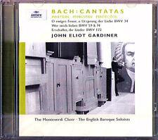 Gardiner Bach Pentecoste cantata BWV 34 59 74 172 Kozena CD Bernarda Fink genz