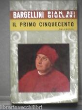 PIAN DEI GIULLARI Panorama storico della letteratura italiana V Piero Bargellini