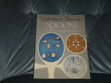 Collecting For Tomorrow Spoons by Gail Belden and Michael Snodin