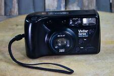 Vivitar Series 1 460Pz Data Back 38-70 Af Power Zoom Camera