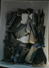 Lot of 100 Plus Assorted Phone Back Covers - Samsung, Lg, Motorola, Htc, Etc.