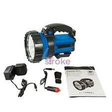 5W Lithium Rechargeable 3 Function Torch 200 Lumen LED Beams 3.7V 2000mAh