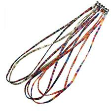 5pcs Multicolor Sunglasses Neck Cord Strap Eyeglass Glasses String Lanyard