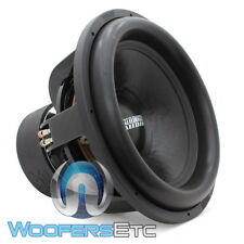 "SUNDOWN AUDIO X-18 V.2 D4 18"" 1500W RMS DUAL 4 OHM SUBWOOFER SPEAKER NEW BASKET"