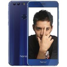 Huawei Honor 8 Dual Sim Active 32GB Smartphone Mobile 4G LTE GSM Unlocked Blue