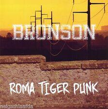 BRONSON - ROMA TIGER PUNK LP weiß 150 Ex.