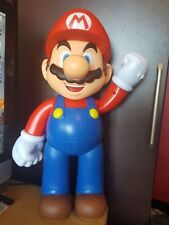 MARIO Giant Super Mario Bros Figure 20 Inch Nintendo Jakks Pacific 2014