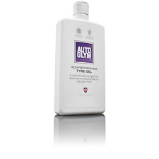 Autoglym High Performance Tyre Gel 500ML Silicone Valeting Cleaner