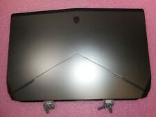 "NEW Alienware 17 R3 17.3"" LCD Back Cover+Hinges For UHD (4K) LCD -CHK11- XTF5W"