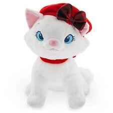 "BNWT Disney Store 12"" suave felpa muñeca de juguete de MARIE Aristocats Cat Share the Magic"
