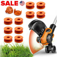 6/12Pack Wa0010 Grass Trimmer Line For Worx Trimmer Spools Weed Edger String Usa
