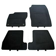 ORIGINAL FORD FOCUS III Alfombrillas de goma Kit 4 piezas hasta 01/2015