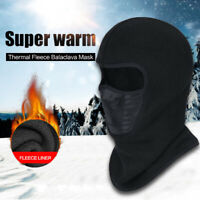 Full Face Mask Motorcycle Windproof Ski Anti Dust Outdoor Winter Warm Balaclava