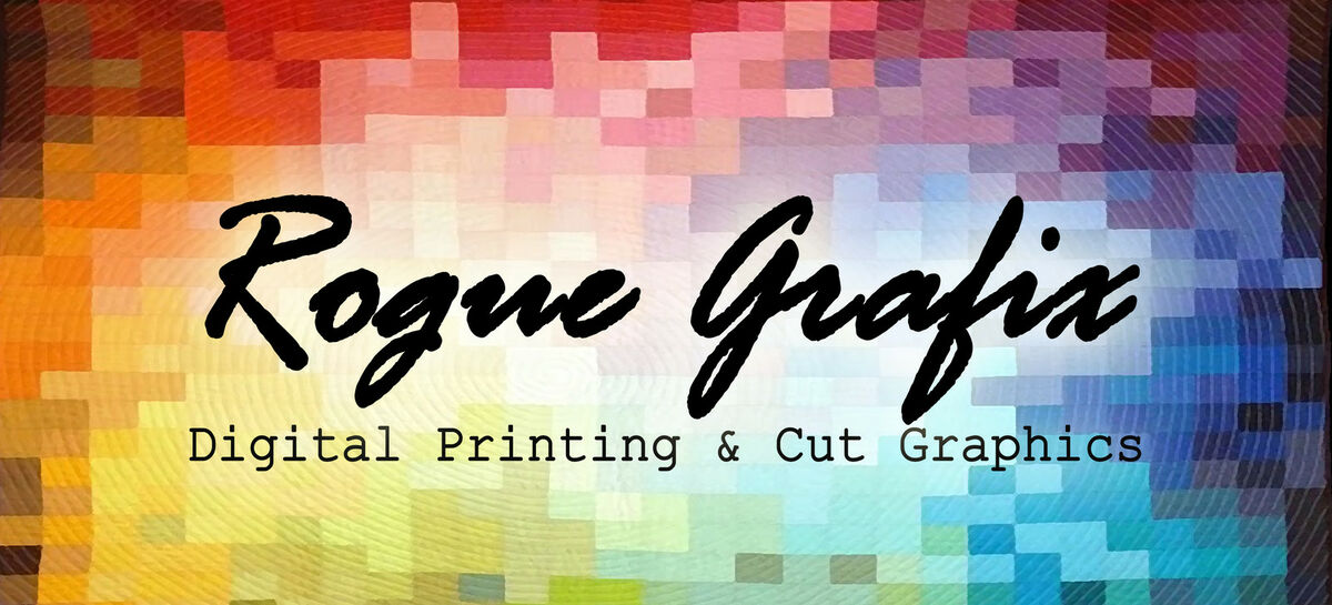 ROGUE GRAFIX Like us on Facebook!