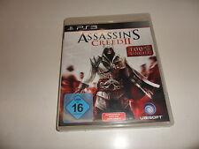 PLAYSTATION 3 ASSASSIN 'S CREED II