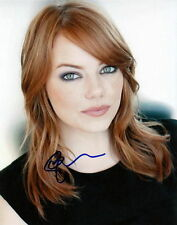 EMMA STONE.. Breathtaking Beauty - SIGNED