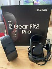 Samsung Gear Fit 2 Pro,Größe L, Rot /Schwarz mit OVP und Zubehör