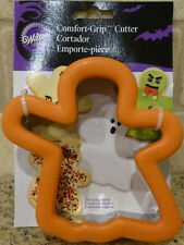 Wilton Comfort Grip Ghost Cookie Cutter - Halloween - NIP