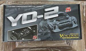 Yokomo Yd-2s 1/10 chassis kit *NEW*