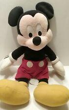 Mickey Mouse Singing Plush Ring Around The Rosies, London Bridge & La La La's