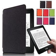Schutz Hülle für Amazon Kindle Voyage eBook Smart Tasche Etui Cover Case 8Farbe