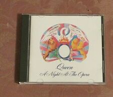 QUEEN - CD - A Night at the Opera - WEST GERMANY Press - Freddie Mercury - AAD