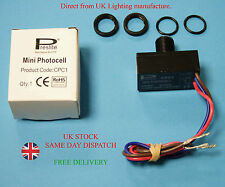 Nouveau preslite automatic dusk to dawn miniature sensor switch 16mm 230-240V CPC1