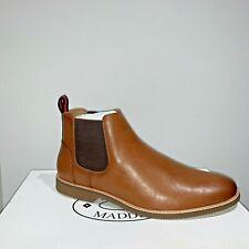 Steve Madden Men's Native Chelsea Boots Size 9.5 Tan, MSRP $160