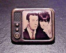 """Authentic Vintage 1966  """"GET SMART"""" Television Show Tie Tac Lapel Pin 1"""""""