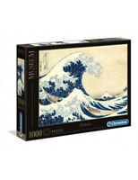 PUZZLE DA 1000 PZ CLEMENTONI - DIMENSIONI FINALI 50X69- THE GREAT WAVE