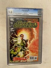 GREEN LANTERN #39 CGC 9.8 1ST APPEARANCE OF LARFLEEZE VARIANT COVER
