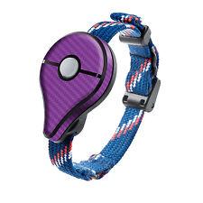 Textured Skin Sticker for Pokemon Go Plus Wristband - wrap - decal