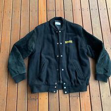 Vintage Dewalt Size XL Black Jacket Made In Australia 90s Retro Racing