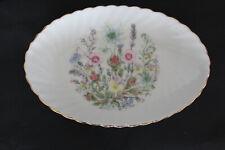AYNSLEY Wild Tudor bone china dish.