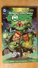 Green Lantern Corps v1 Fearsome New 52 DC NM condition