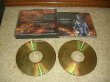 HIStory: Past, Present and Future, Book I / Michael Jackson (CD, 2 Gold Discs)