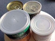 Can Lids Reusable Plastic Tin Sealer Cover Storage Cap Pet Dog Cat Australian