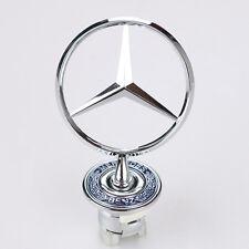OEM Mercedes-Benz LOGO HOOD 3D Emblems W202 W204 W221 W208 W220 SPRING MOUNTED