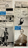 Civil War Times Magazine Vol II Complete set 10 Issues  April 1960 - Feb 1961
