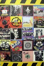 THE CLASH 2006 singles box set ltd ed promo print Mint Condition New Old Stock