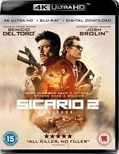 Sicario 2 - Soldado (4K Ultra HD + Blu-ray + Digital Download) [UHD]