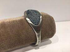 Nuevo - Pulsera Bracelet MISS SIXTY - Steel Acero - Jeans details