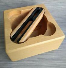 BODUM Square Wooden Bowl with Nut Cracker Hardwood Modern Retro Scandi Chic!