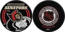 OTTAWA SENATORS SENS SOUVENIR NHL HOCKEY PUCK